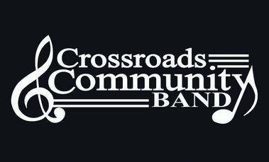 Crossroads Community Band logo